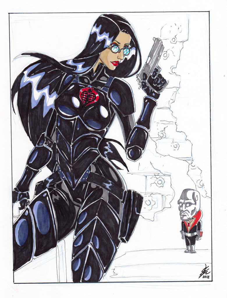 017 - baroness WIP by roadkillblues