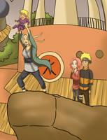 Naruto: TnS: Circle of Life! by Kitsunena