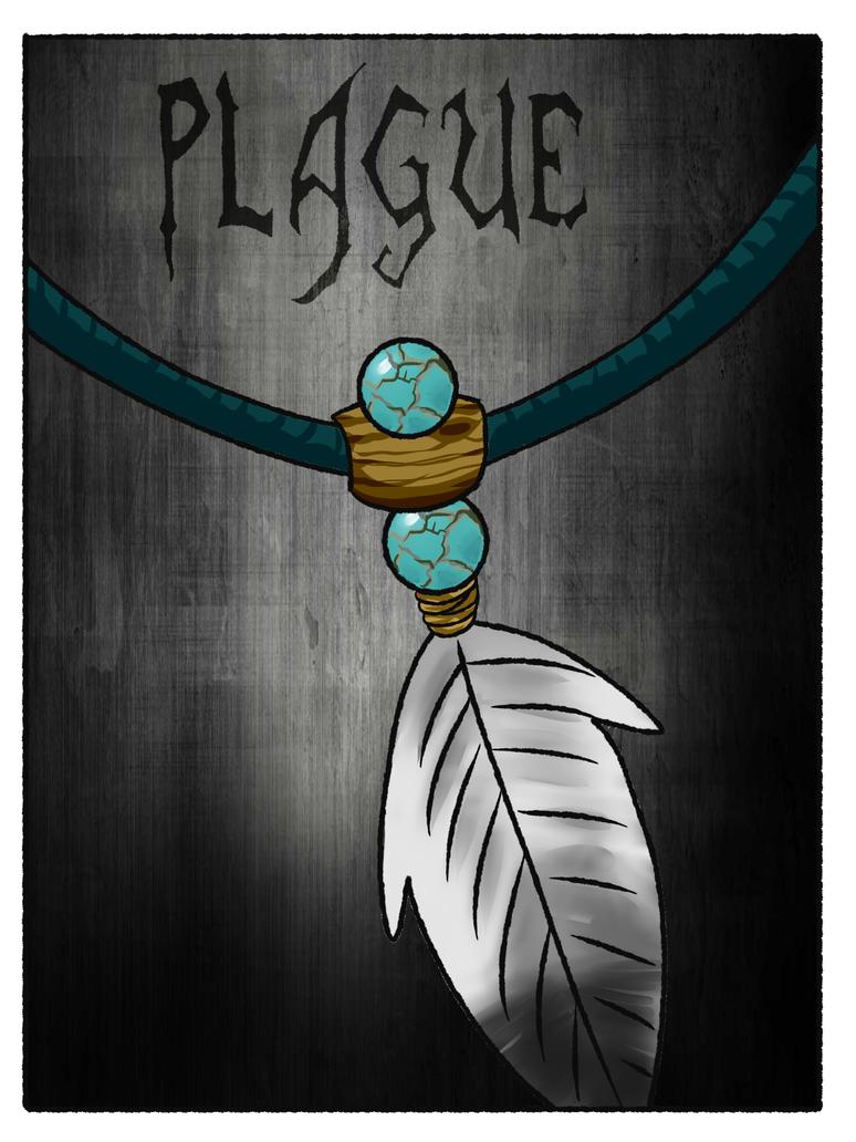 Plague Cover by Kitsunena