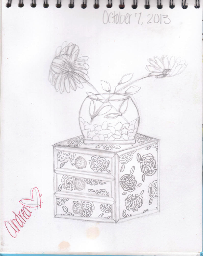 Sketch Jewelry Box by AndiAnime on DeviantArt