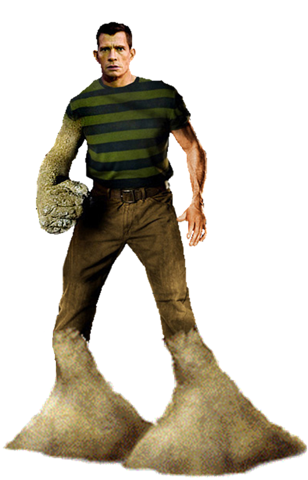 Sandman Transparent by DavidBksAndrade on DeviantArt