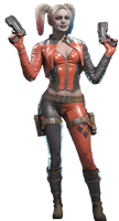 Injustice 2 - Harley Quinn PNG