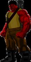 Red Hulk PNG