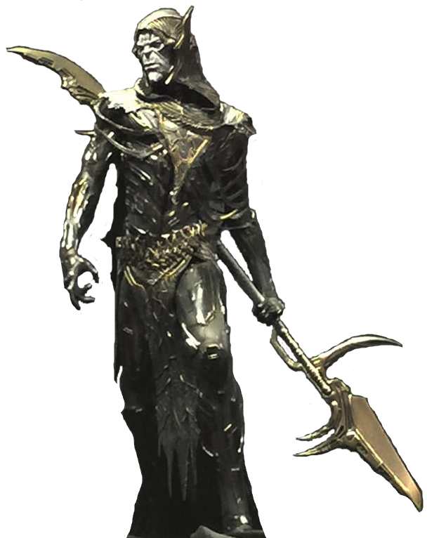 Marvel Avengers Infinity War Corvus Glaive Png By