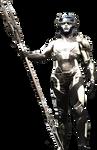 Marvel Avengers Infinity War Proxima Midnight PNG by DavidBksAndrade