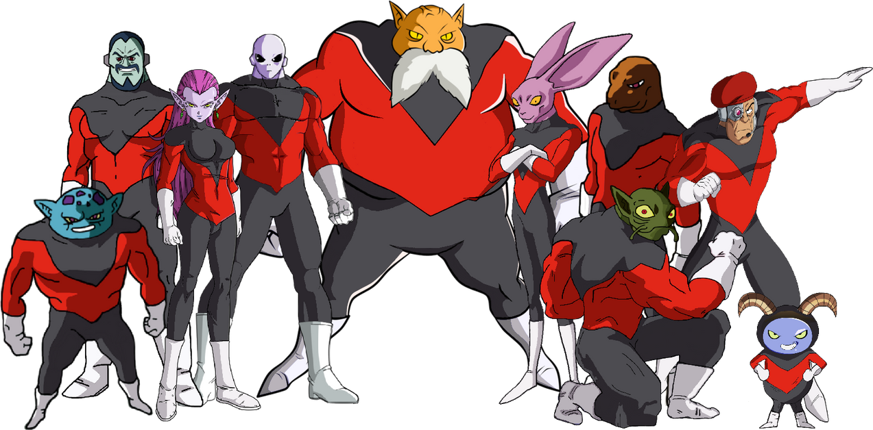 The Pride Troopers PNG by DavidBksAndrade