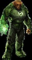 Green Lantern - Kilowog PNG by DavidBksAndrade