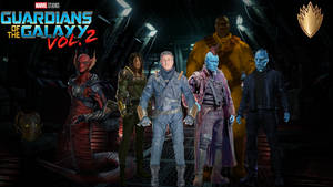 Guardians of the Galaxy Vol. 2 - Classic Guardians