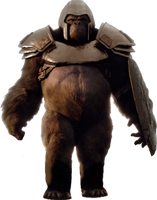 The Flash - Gorilla Grodd PNG