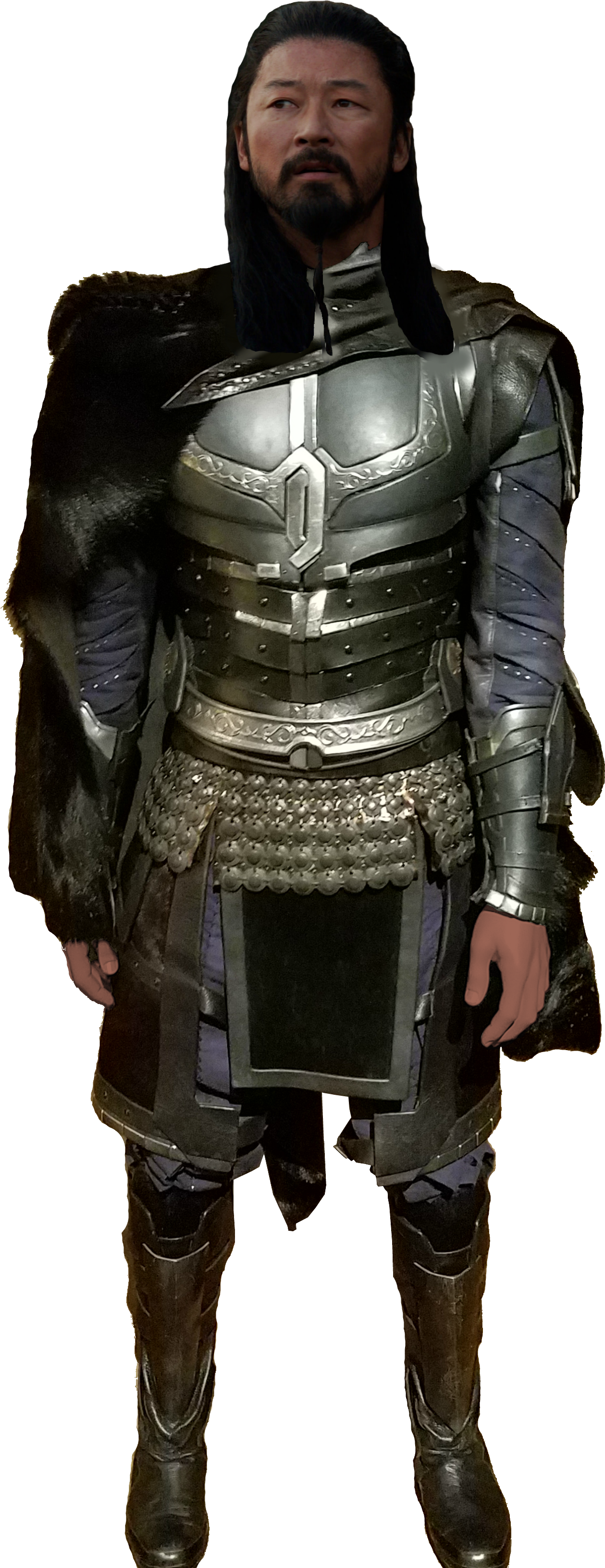 Thor the Dark World - Hogun PNG by DavidBksAndrade on ...