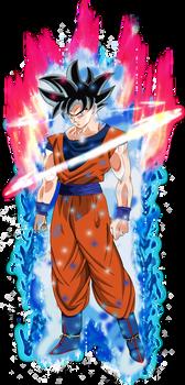 Goku Ultra Instinct PNG