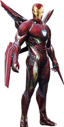 Avengers Infinity War - Iron Man PNG by DavidBksAndrade