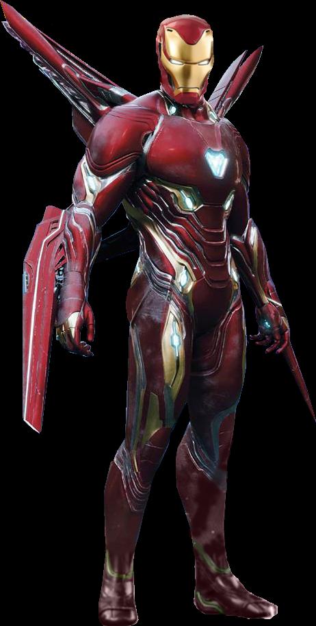 Avengers Infinity War Iron Man Png By Davidbksandrade On Deviantart