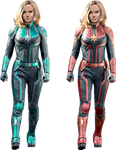 MCU Captain Marvel - Captain Marvel PNG