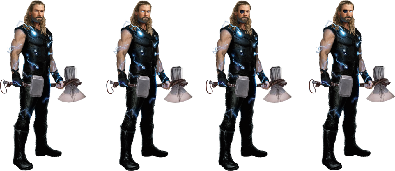 Download Thor Png: Thor PNG By DavidBksAndrade On DeviantArt