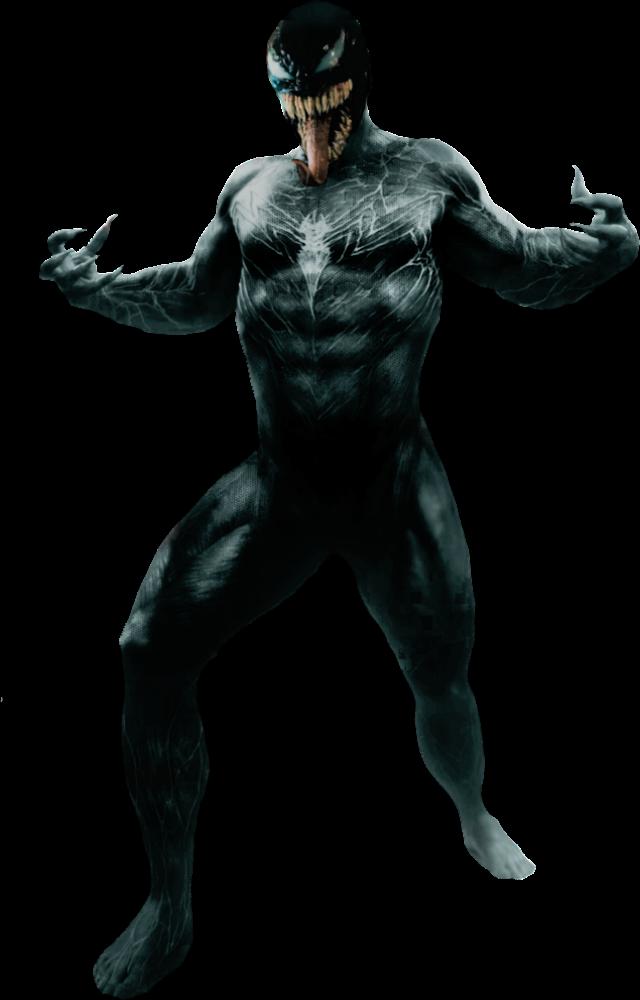 Marvel Movie Venom 2018 - Venom PNG by DavidBksAndrade on