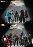 Marvel - X Force Marvel Fox and Comic