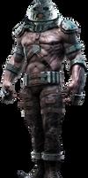 Deadpool 2 - Juggernaut PNG by DavidBksAndrade