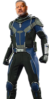 Ant-Man and The Wasp - Black Goliath PNG