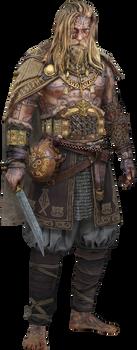 God of War 5 - Kvasir PNG