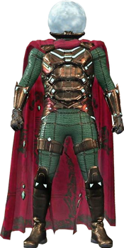 Spiderman Far From Home - Mysterio PNG
