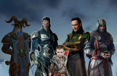 Lokiverse