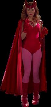Wanda Vision - Scarlet Witch / Wanda Maximoff PNG