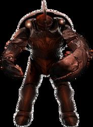 Aquaman - Brine King Transparent