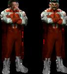 Invincible - Omni-Man Transparent