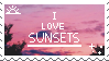 Sunset Stamp #1 (F2U) by VirtualHugg