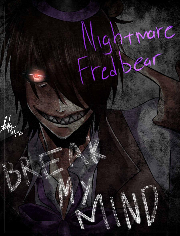 Fivenightsatfreddys4 five nights at freddys 4 nightmarefredbear i