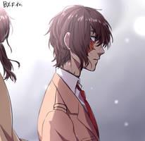 Hetalia Indonesia anime style by FikaM05