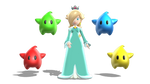 Rosalina's Children by RainbowDiamond-SMP