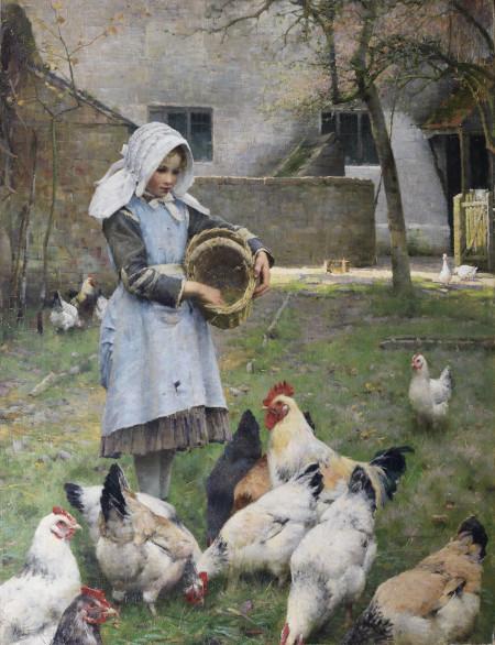 Girl Chick.11