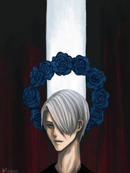 Crown of Roses by adoration