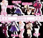 | Pose Pack 2 | [ +DL ]