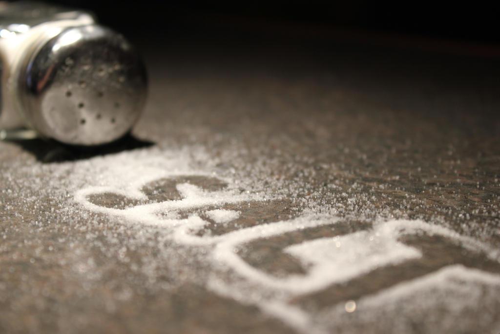 Salt by NuclearErf