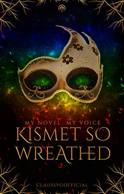 Kismet So Wreathed   Wattpad Cover Request