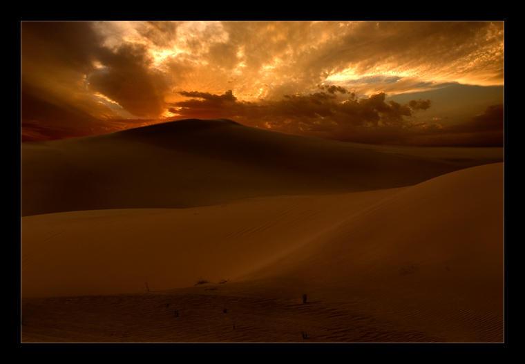 Desert II by h9351