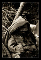 Street Portrait by h9351