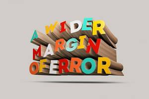 A Wider Margin of Error by JoshCloud
