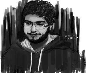 byDaCz portrait [ART TRADE] by dchanna