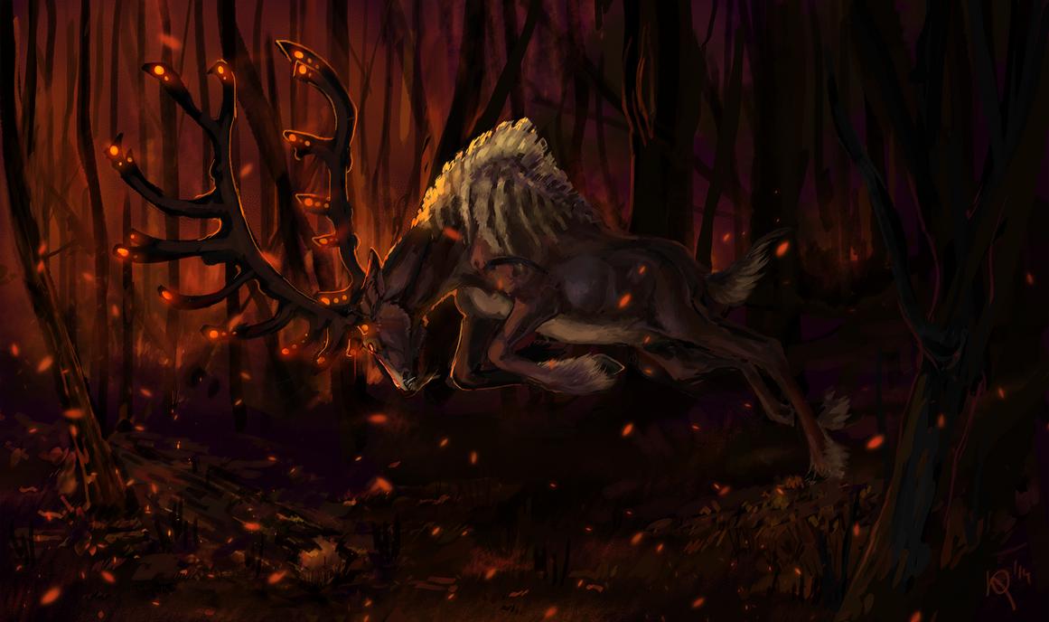 Dance, Mephisto by Munwie