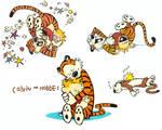 Calvin and Hobbes 1280 Wall