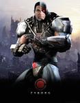 Cyborg - Ray Fisher