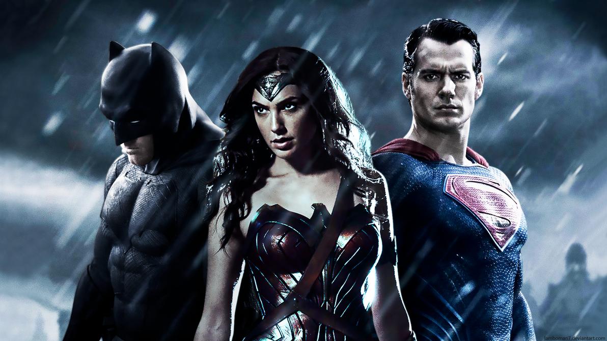 batman v superman - trinity wallpaperlamboman7 on deviantart