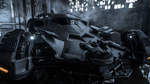 The Batmobile - Batman v Superman Wallpaper