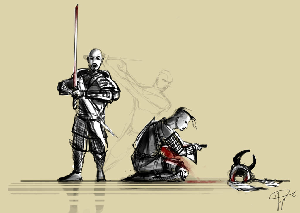The Art Of Seppuku - Muuumieeen