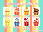 Fiesta  Cupcake Collection