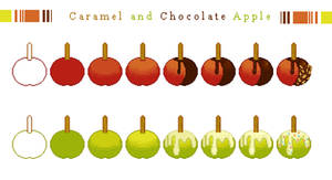 Candy Apple Tutorial